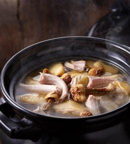 開式御品燉雞湯